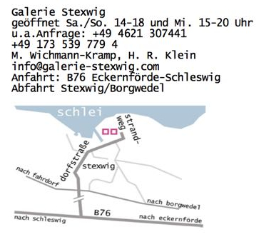 Info Galerie Stexwig