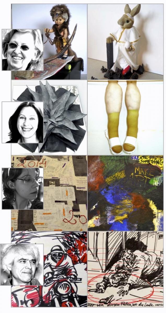 Galerie Stexwig Kunst.Positionen! 2