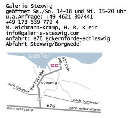 Weg zur Galerie Stexwig