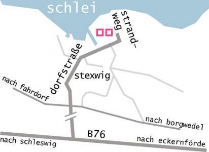 Anfahrt Galerie Stexwig