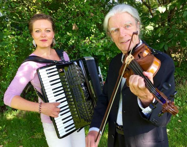 Helmut Herzog und Bianka Bruedgam