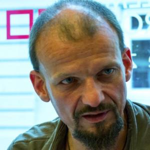 Christof Klemmt in der galerie-in-kiel