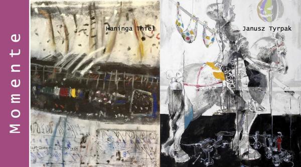 Ausstellung Momente, Galerie Stexwig